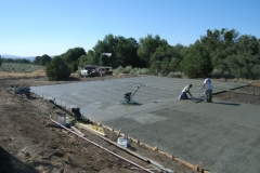 04. Laying Concrete