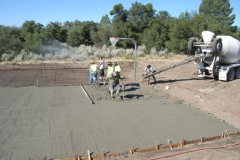 05. Laying Concrete