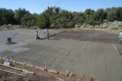 06. Laying Concrete