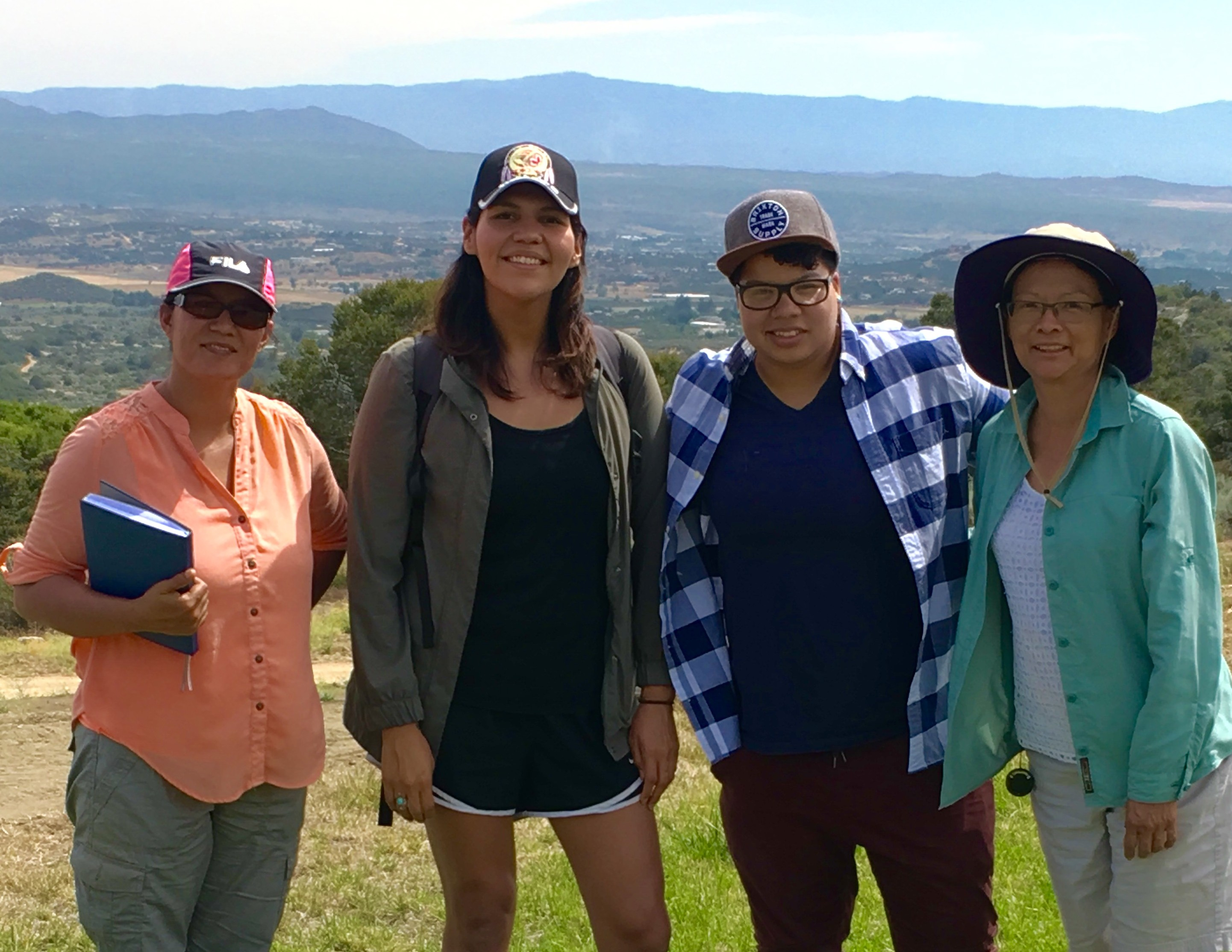 Site Visit with Office of Indian Energy Summer Interns | The Ramona